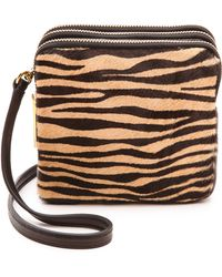 A.L.C. Haircalf Paloma Shoulder Bag Baby Tiger - Lyst