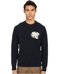 Marc Jacobs | Swirly Chest Graphic Sweatshirt | Lyst