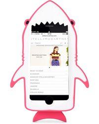 Stella McCartney Shark Iphone Cover - Lyst