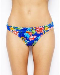 Freya Acapulo Fold Bikini Bottoms - Lyst