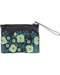 Christopher Kane Floral Handbag - Lyst