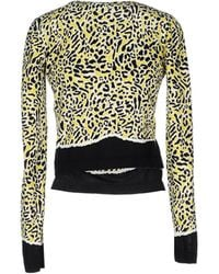 Just Cavalli Yellow Twin Set - Lyst