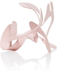 Rosie Assoulin - Roxanne Assoulin For Pink Sculptural Ring - Lyst