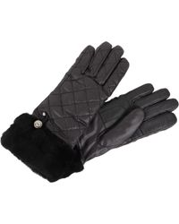 Ugg Quilted Fontanne Smart Glove - Lyst