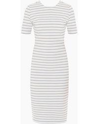 Veronica Beard | Verita V-back Pencil Dress | Lyst