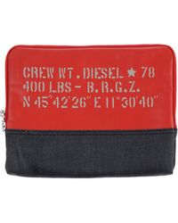 Diesel Red Hitech Accessory - Lyst