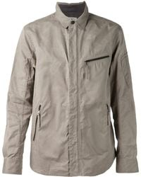 Rag & Bone Shirt Jacket - Lyst