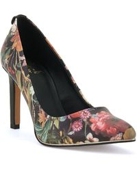 Elliott Lucca - Catalina Leather Court Shoes - Lyst