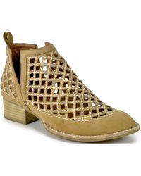 Jeffrey Campbell | Taggart Suede Ankle Boots | Lyst
