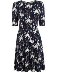 Oasis Bloom Bird Dress - Lyst
