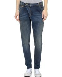 R13 X Over Jeans - Vintage Dark - Lyst