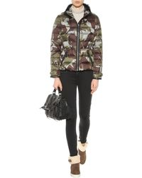 Burberry Brit - Skillman Suede and Shearling Boots - Lyst