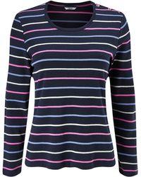 Dash - Simple Stripe Top - Lyst