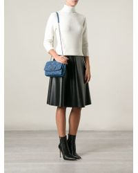 Ferragamo Gelly Shoulder Bag - Lyst