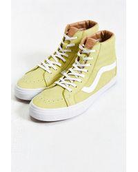 Vans Sk8-Hi California Nubuck Men'S Sneaker - Lyst