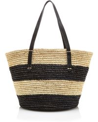 Sensi Studio Striped Maxi Tote - Lyst