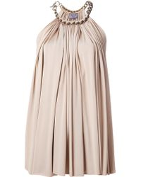 Lanvin Necklace Tunic - Lyst