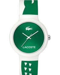 Lacoste - 42020092 Unisex Strap Watch - Lyst