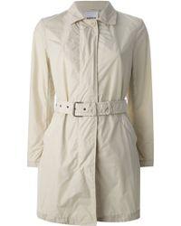 Aspesi Belted Coat - Lyst