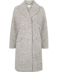 Linea Weekend Stockholm Textured Coat - Lyst