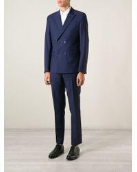 Acne Studios Blue 'Dixon' Suit - Lyst