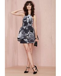 Nasty Gal Cameo Alone Tonight Dress - Lyst
