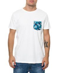 Wesc The Gutter Pocket Tshirt - Lyst