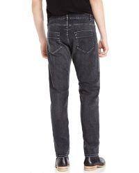 Silent - Damir Doma - Black Slim Fit Jeans - Lyst