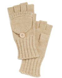 Echo - Pop Top Gloves - Lyst