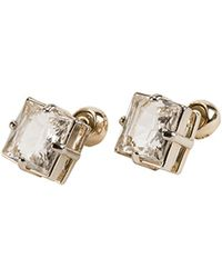Furla - Earrings Crystal - Lyst