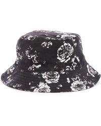 Obey Black Rosecrans Bucket Hat - Lyst