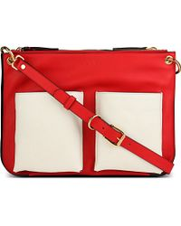 Marni Bandoleer Lamb'S Leather Bag - For Women - Lyst