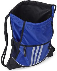 Fila - Adidas Alliance Blue Sack Pack - Lyst