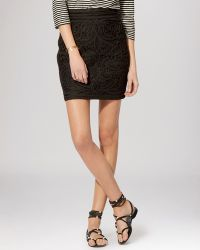 Maje Skirt - Jazzy Embroidered - Lyst