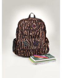 Ralph Lauren Ocelot Backpack - Lyst