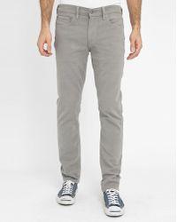 Levi's | Blue Titanium Moleskin 511 Pr Slim-fit Jeans | Lyst