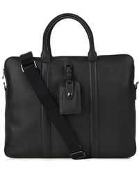 Mulberry - Matthew Leather Weekend Bag - Lyst