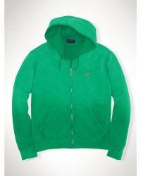 Polo Ralph Lauren Fleece Full-Zip Hoodie - Lyst