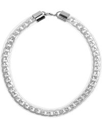 Cheap Monday Concealed Necklace - Lyst