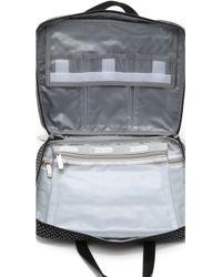 LeSportsac - Deluxe Travel Case - Jet Set Pin Dot - Lyst