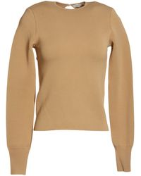 Mugler Long Sleeve Sweater - Lyst