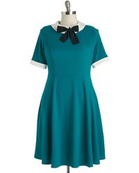 Hell Bunny London (pop Soda) Get Up and Bow Dress - Lyst