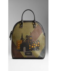 Burberry The Bloomsbury with San Francisco City Motif - Lyst