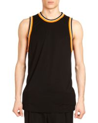 Givenchy Tank with Orange Tipping - Lyst