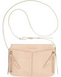Cole Haan Felicity Top Zip Crossbody - Lyst