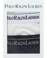 Polo Ralph Lauren 2 Pack Logo Trunk - Lyst
