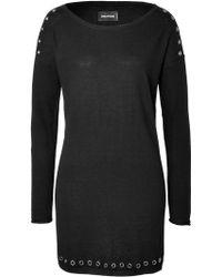 Zadig & Voltaire Woolcashmere Dress - Lyst
