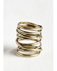 Ana Accessories Inc - Keep It Coil Ring - Lyst