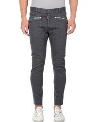 DSquared² Denim Pants gray - Lyst