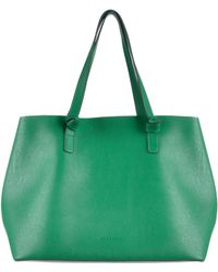 Stefanel Three Pocket Hand Bag - Lyst